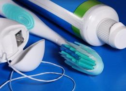 Burnos higienos reikmenys
