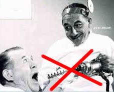 Dantų gydymas be skausmo