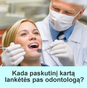 Patikimas odontologas
